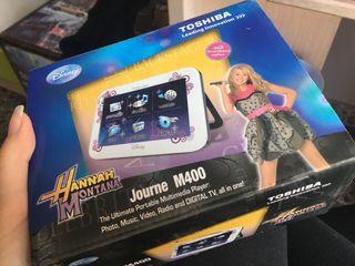 Mini televisión, radio, reproductor de vídeo...