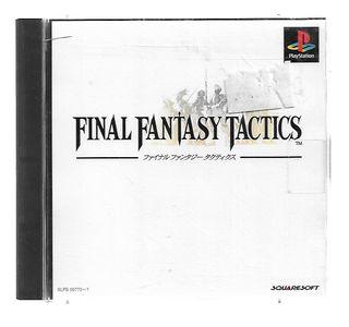 Final Fantasy Tactics de Playstation