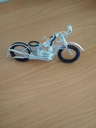moto artesana