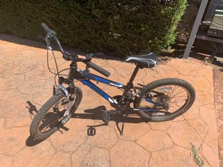 "Bicicleta marca TREK MT 60 (20"")"