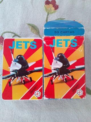 Barajas de cartas de Jets 1991