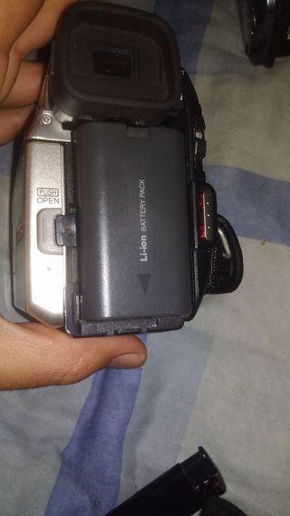 cámaras video