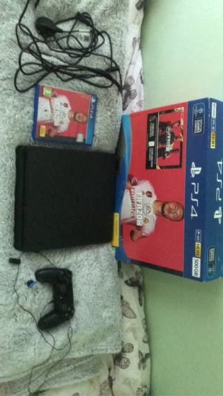 PS4 fifa 20 bundle