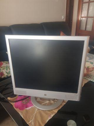 monitor pantalla hp vs17