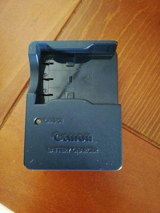 Cargador original baterias Canon CB-2LU