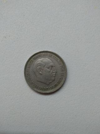 moneda de 5 pesetas
