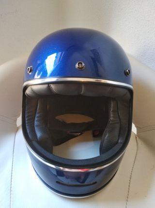 Casco moto integral usado 3 veces