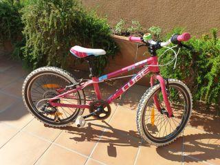 Bicicleta infantil Cube 20''