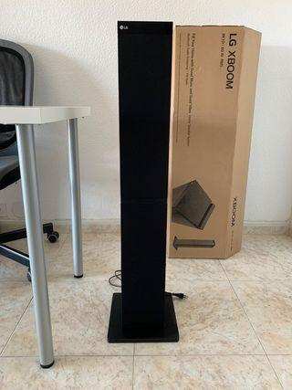 Torre de sonido LG
