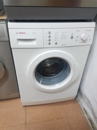 lavadora Bosch de 7 kilos