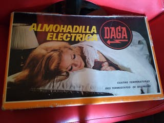 almohadilla eléctrica daga