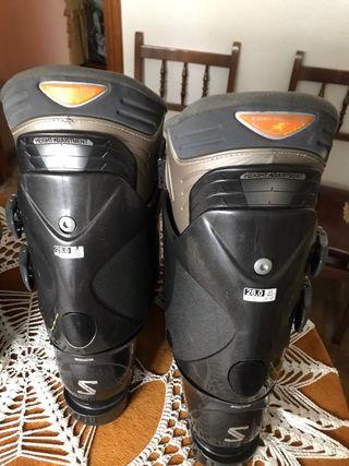 Botas de esquí nuevas sin estrenar