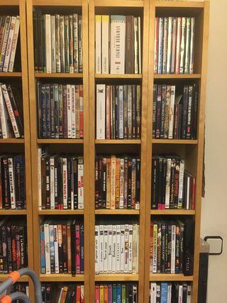 Espectacular colección Peliculas DVD