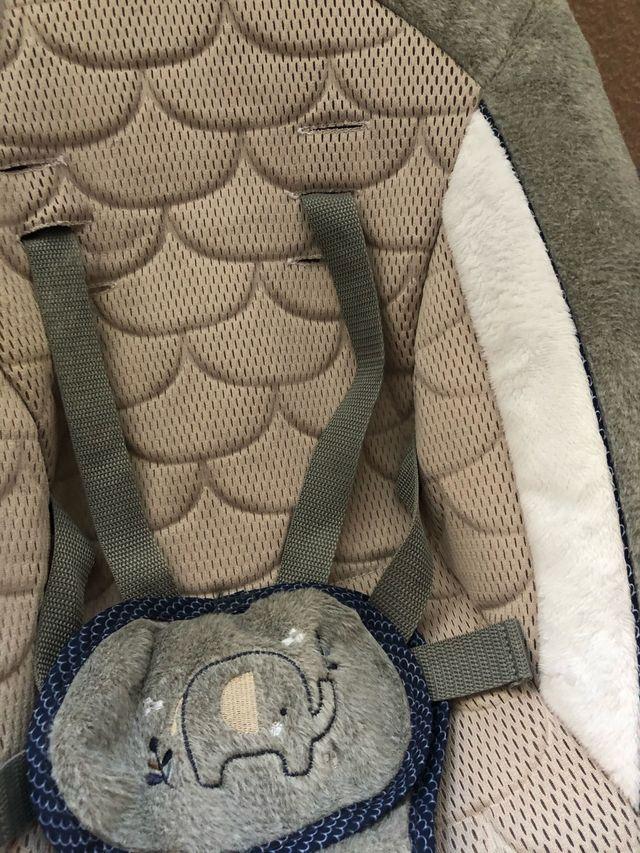 Hamaca columpio bebe (automática )