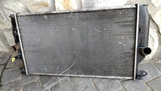 radiador toyota verso