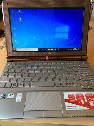 Portátil Toshiba NB305 240GB SSD