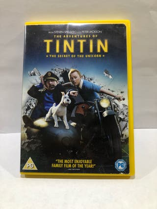 Tintin- the secret of the unicorn