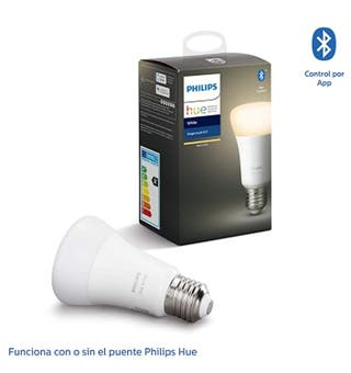Philips Hue Bombilla Inteligente LED E27