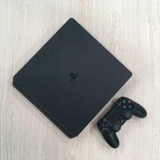 PS4 Slim 1TB + 29 juegos