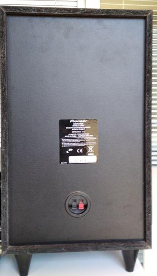 Pioneer HTP-073 Home Cinema 4K 3D 5.1