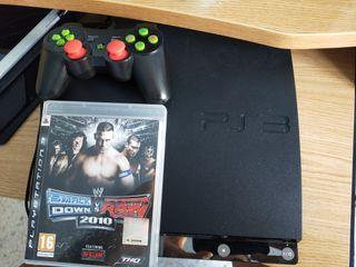 PS3 SLIM PRO 500gb 60€