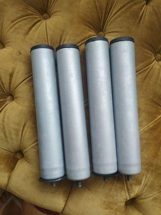 patas para base tapizada