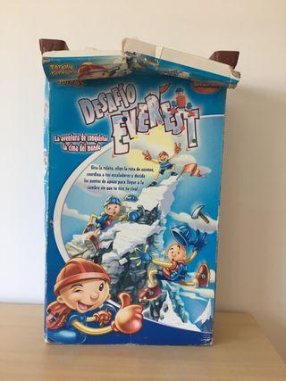 Desafio Everest