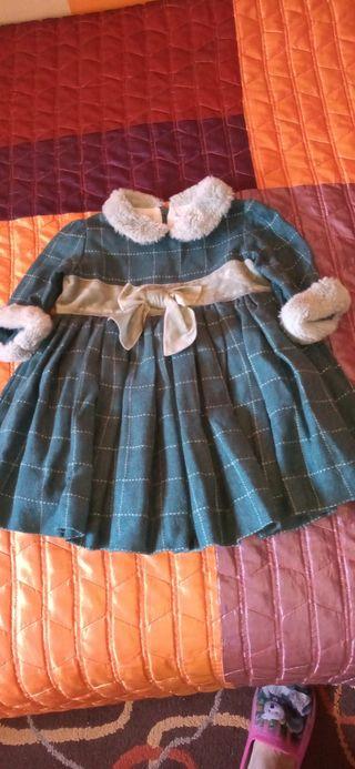 Vestido Martin Aranda 18 meses