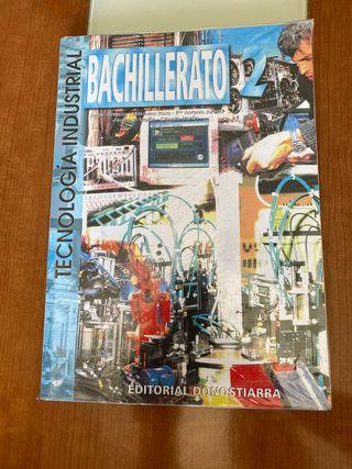 Libro tecnología industrial 2 de bachillerato