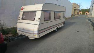 caravana burnert 750
