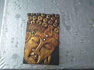 Cuadro estilo Indu