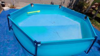 piscina desmontable para niños