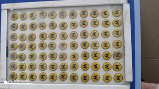 lotes chapas variadas (coleccionismo)
