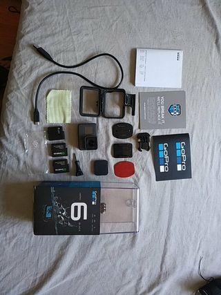 GoPro Hero 6 Black - Baterías adicionales