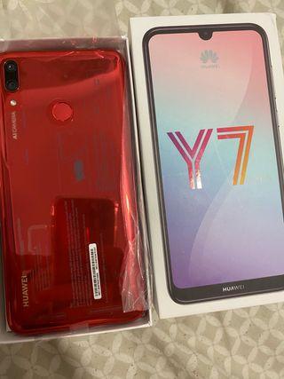 Huawei Y7 nuevo SIN ABRIR