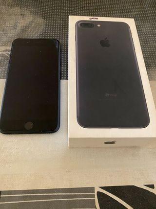 IPhone 7 Plus 32GB + regalo 2 carcasas