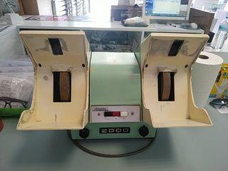 biseladora manual óptica