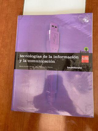 Libro Sm de TIC de bachillerato