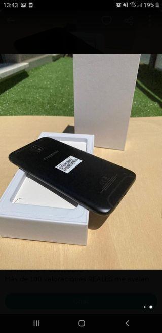Teléfono móvil SAMSUNG GALAXY J7 2017 NEGRO