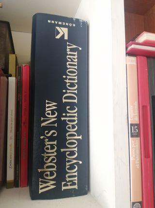 Diccionario enciclopédico de inglés