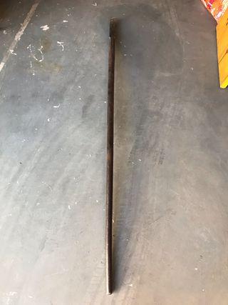 Palanca o palpalina de 1,5 metros