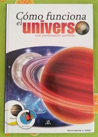 Cómo funciona el universo Libro