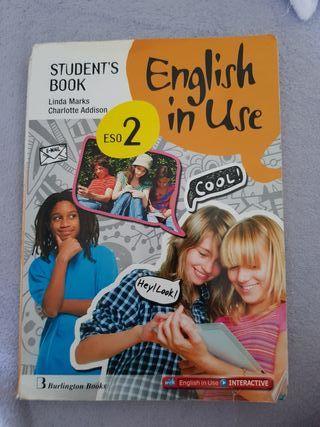 Libro de Ingles 2 ESO ENGLISH IN USE