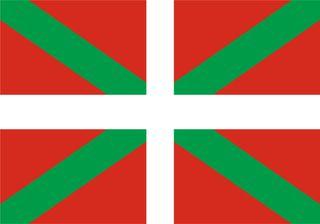 Bandera Balcon/Terraza Pais Vasco