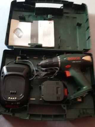 taladro batería bosch
