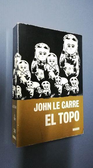 le #Carré.. EL TOPO (1974)