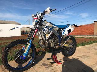 TM EC enduro 250cc del 2016 en estado IMPECABLE