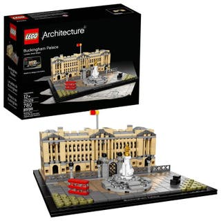 LEGO ARCHITECTURE, BUCKINGHAM PALACE