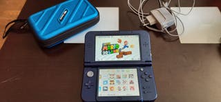 New Nintendo 3DS XL + LUM4 3DS + 32GB Memoria