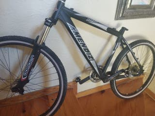 Cuadro bicicleta MTB